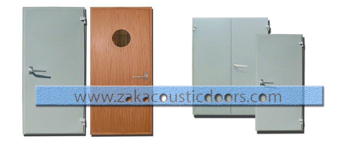 Acoustic Door, Steel, Wooden, Fire Door Manufacturer & Supplier INDIA